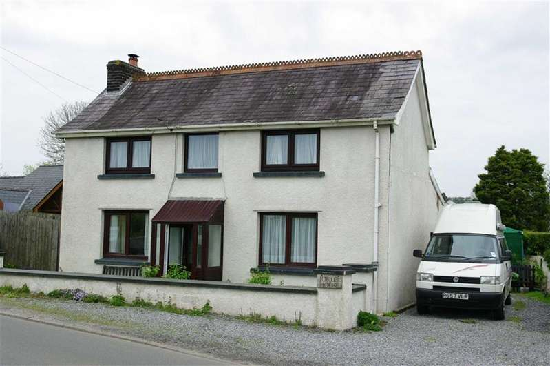 3 Bedrooms Property for sale in Begelly, Kilgetty