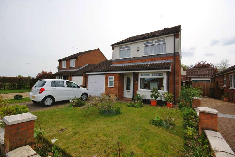 3 Bedrooms Detached House for sale in Melbourne Road, Lincoln