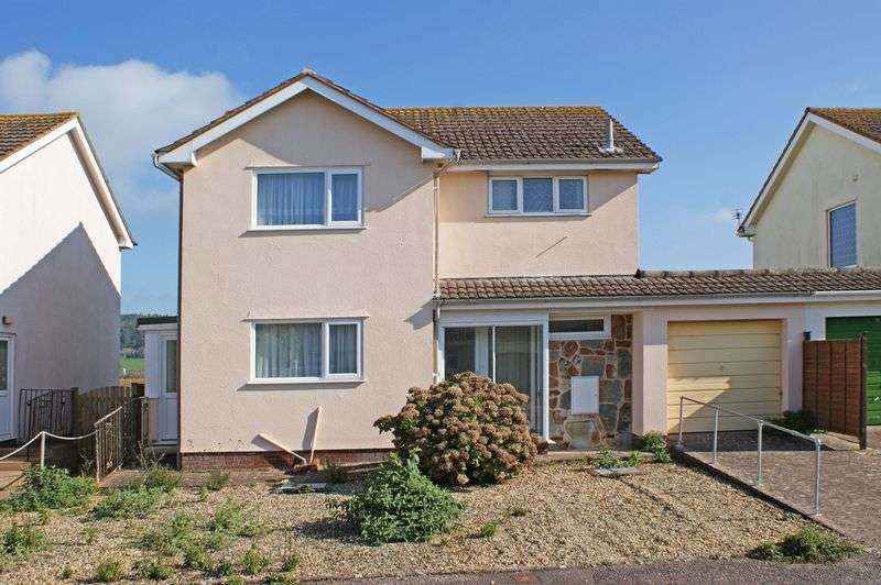 3 Bedrooms Detached House for sale in Hayes Close, Budleigh Salterton