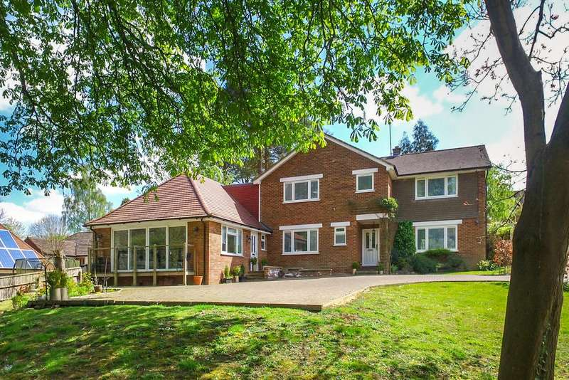 5 Bedrooms Detached House for sale in Kings Road, Berkhamsted HP4