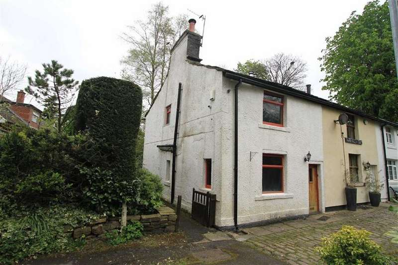 2 Bedrooms Cottage House for sale in 138, Dixon Closes, Bamford, Rochdale, OL11