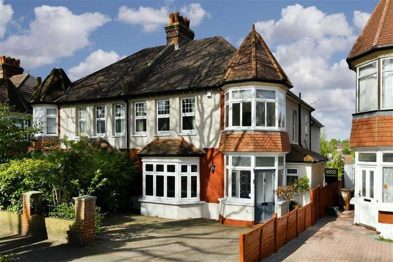 4 Bedrooms Semi Detached House for sale in Beeches Avenue, Carshalton, Surrey