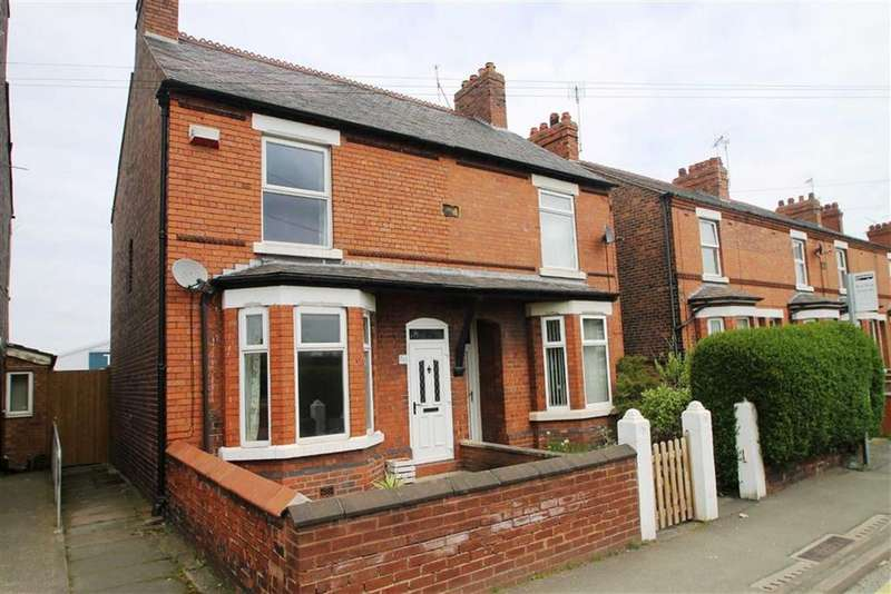 2 Bedrooms Semi Detached House for sale in High Street, Saltney