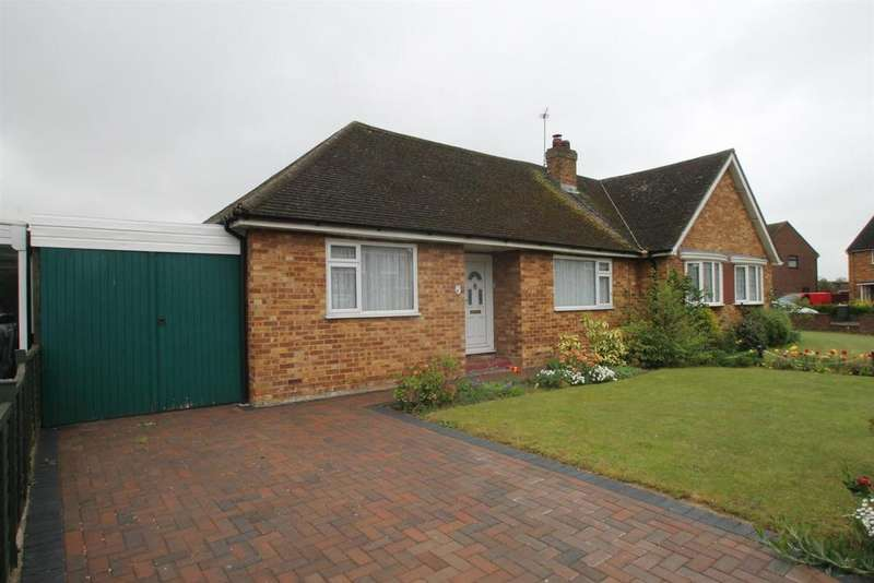 2 Bedrooms Bungalow for sale in Priory Grove, Ditton, Aylesford