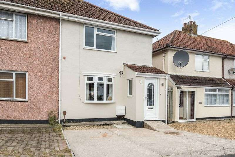 2 Bedrooms House for sale in Gilda Crescent, Whitchurch, Bristol