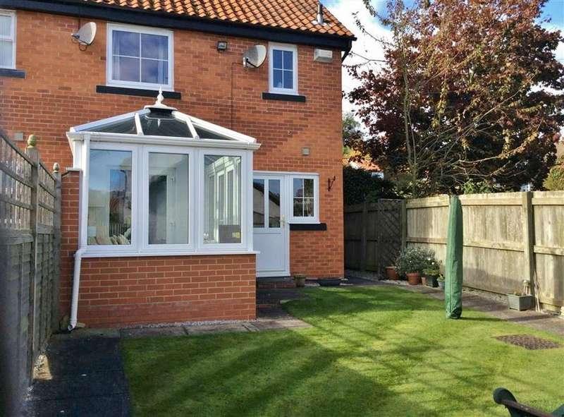 3 Bedrooms Terraced House for sale in Dale Gate, Bishop Burton, Beverley