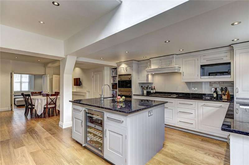 4 Bedrooms Terraced House for sale in Palace Gardens Terrace, London, W8
