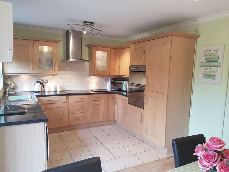 3 Bedrooms End Of Terrace House for sale in Simpson Road, Snodland