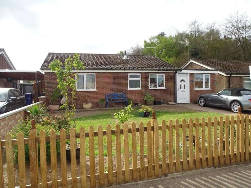 4 Bedrooms Detached Bungalow for sale in Spinney Close, Brandon
