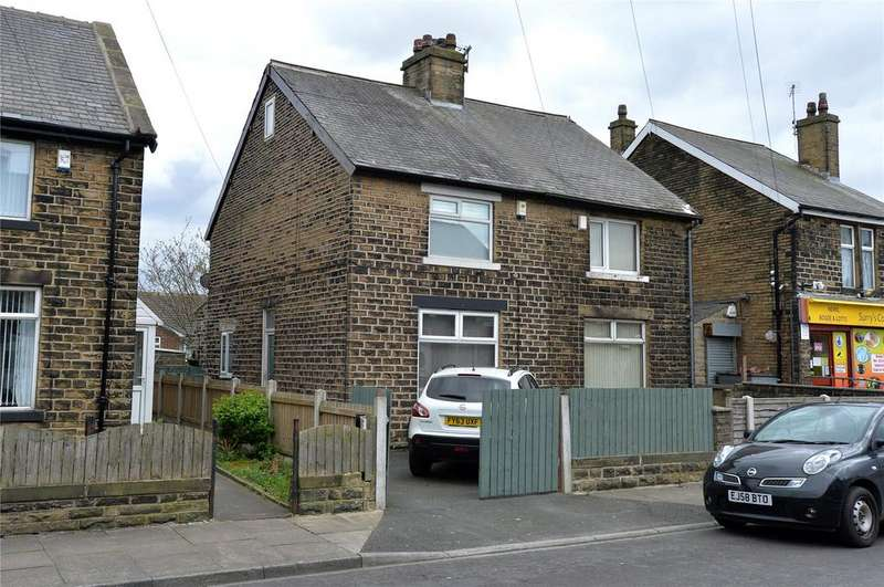 3 Bedrooms Semi Detached House for sale in Sandygate Terrace, Bradford, West Yorkshire, BD4