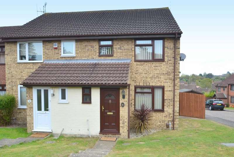 3 Bedrooms End Of Terrace House for sale in Lupin Road, Ipswich, Suffolk