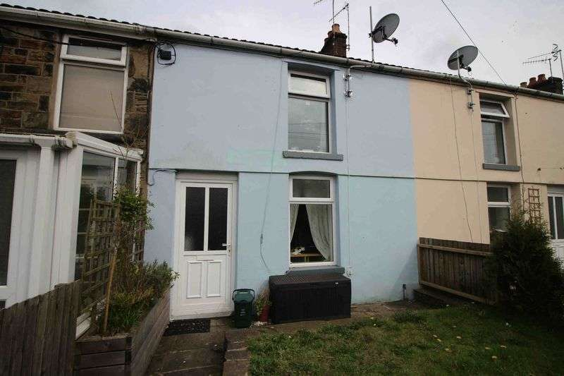 2 Bedrooms Terraced House for sale in Mary Street, Porth, CF37 9UH