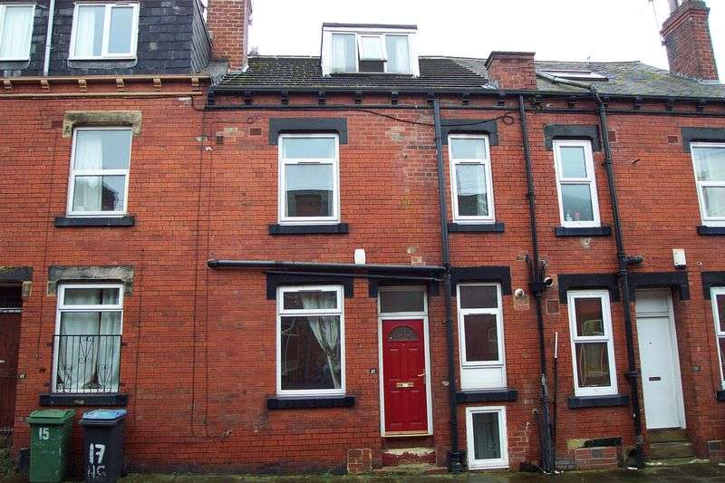 4 Bedrooms Terraced House for sale in 19 Harold Street, Leeds