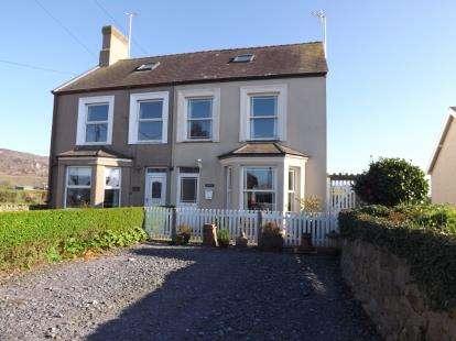 3 Bedrooms Semi Detached House for sale in Lon Isaf, Morfa Nefyn, Pwllheli, Gwynedd, LL53