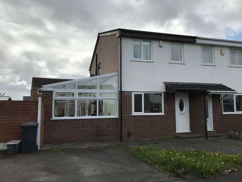 3 Bedrooms Semi Detached House for sale in Witherslack Close, Westgate