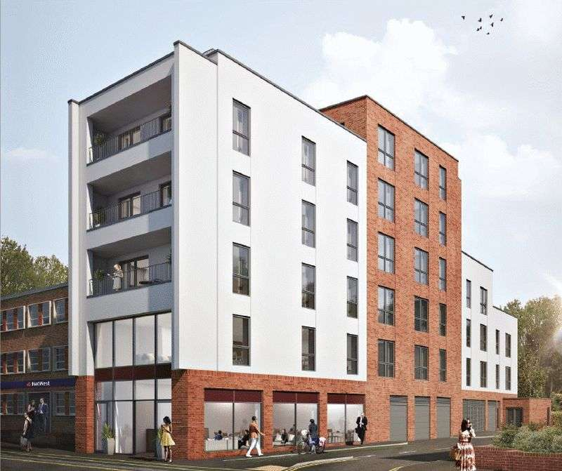 2 Bedrooms Flat for sale in Station Road, Watford