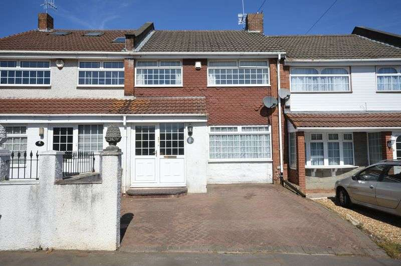 3 Bedrooms Terraced House for sale in Fulford Road, Bristol