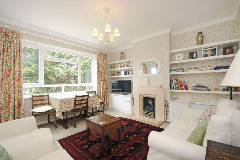 2 Bedrooms Flat for sale in Cromwell Avenue, Hammersmith, W6