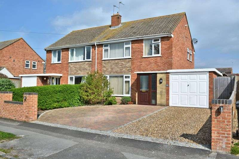 3 Bedrooms Semi Detached House for sale in Barnes Road, Didcot
