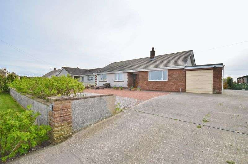 3 Bedrooms Detached House for sale in Mawbray, Maryport