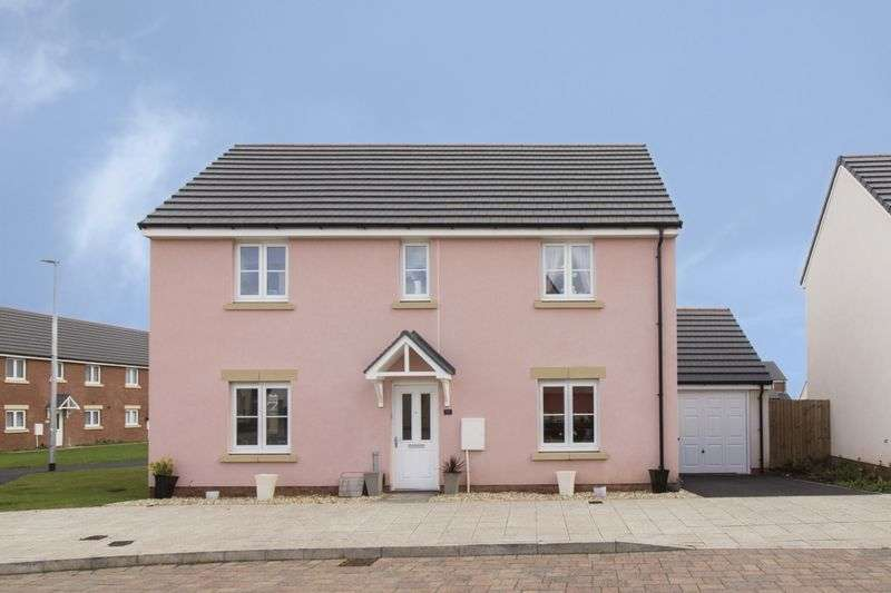 4 Bedrooms Detached House for sale in Bessemer Drive, Newport