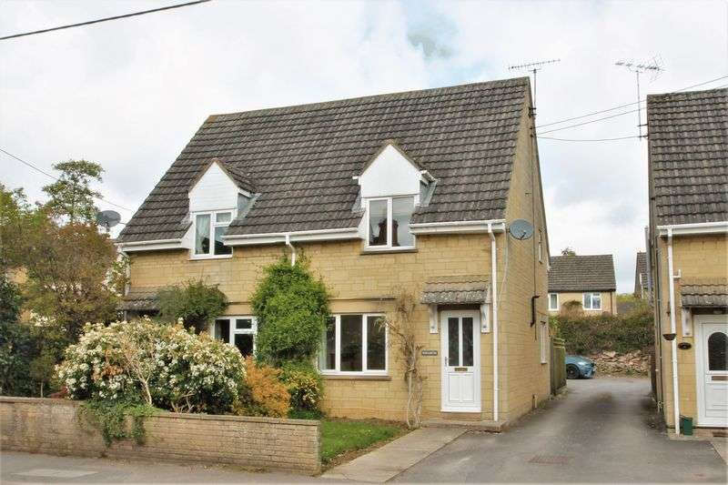 2 Bedrooms Semi Detached House for sale in Station Road, South Cerney, Gloucestershire
