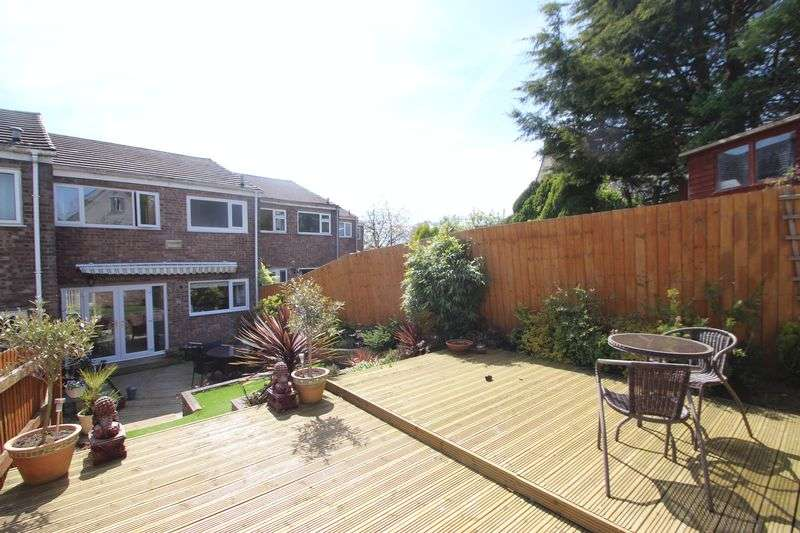3 Bedrooms Terraced House for sale in Rippleside, Portishead
