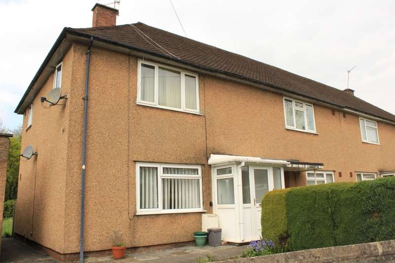2 Bedrooms Maisonette Flat for sale in Blue House Road, Llanishen, Cardiff