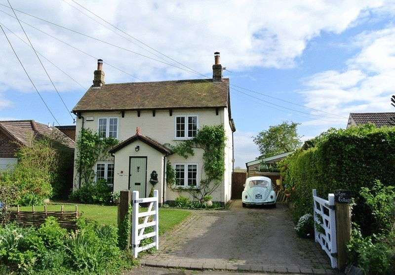 4 Bedrooms Detached House for sale in East Langdon, Dover