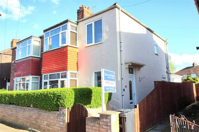 3 Bedrooms Semi Detached House for sale in Merlin Road, Boyds Estate