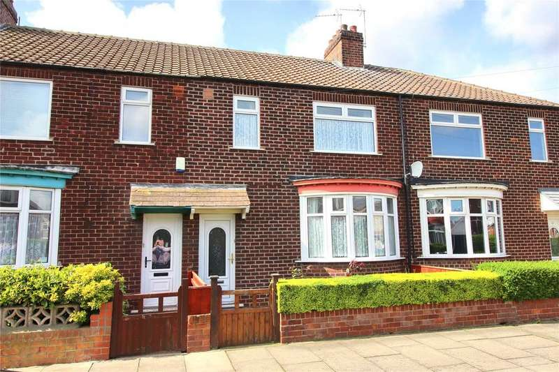 3 Bedrooms Terraced House for sale in Hawk Road, Middlesbrough