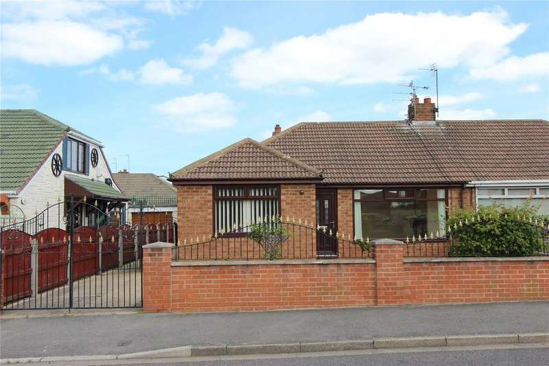 3 Bedrooms Semi Detached Bungalow for sale in Churchill Road, Eston