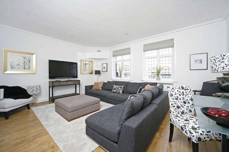 4 Bedrooms Flat for sale in Avonmore Road, West Kensington, London, W14