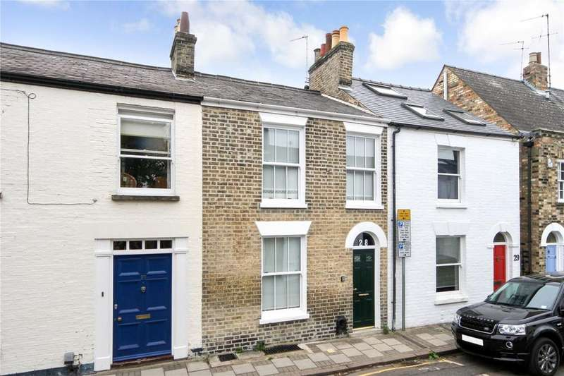 3 Bedrooms Town House for sale in City Road, Cambridge