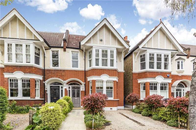 5 Bedrooms Semi Detached House for sale in Turney Road, Dulwich Village, London, SE21
