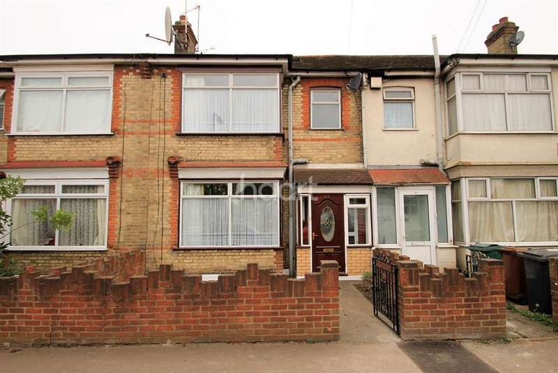 4 Bedrooms Terraced House for sale in Cecil Road