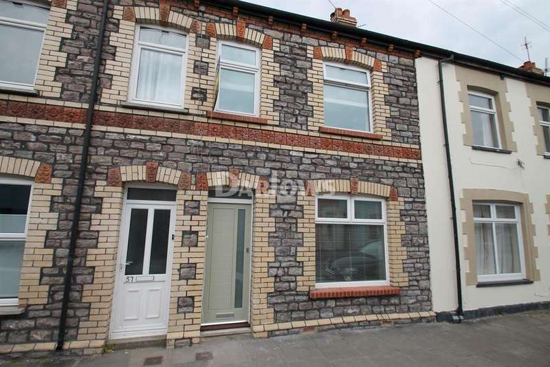 3 Bedrooms Terraced House for sale in Springfield Place, Canton