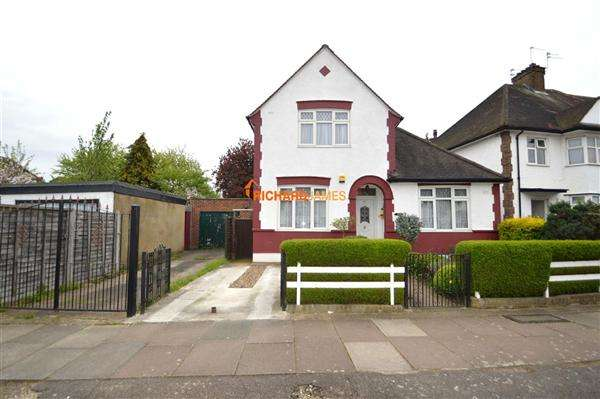 2 Bedrooms House for sale in Woodland Way, London