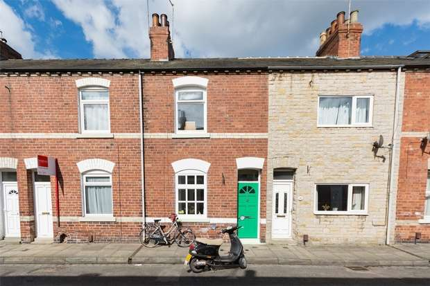 2 Bedrooms Terraced House for sale in Carnot Street, YORK