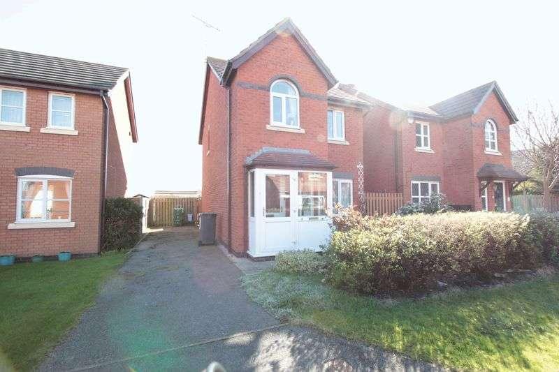 3 Bedrooms Detached House for sale in Llys Y Pendefig, Kinmel Bay