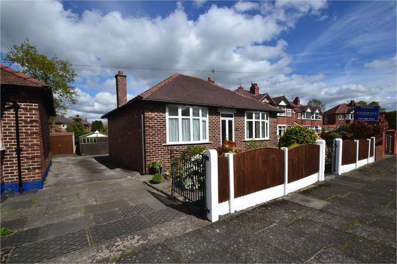 2 Bedrooms Detached Bungalow for sale in Northcliffe Road, Offerton, Stockport SK2 5AN