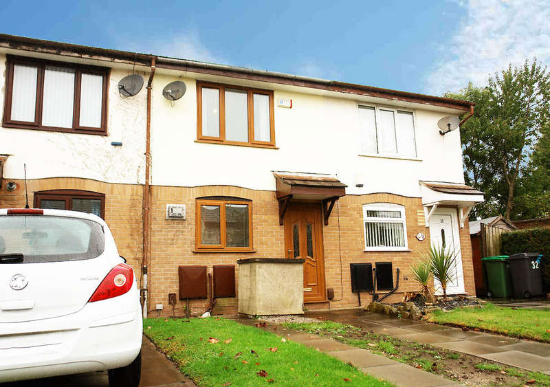1 Bedroom Mews House for sale in 34 Ravenwood, Firwood Park, Chadderton