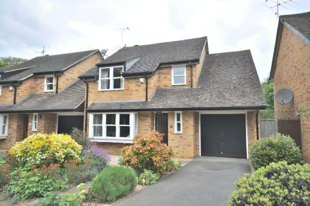 4 Bedrooms Link Detached House for sale in Marlborough Court, Coley Avenue, Reading