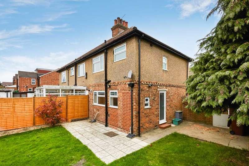 2 Bedrooms Semi Detached House for sale in Powder Mill Lane, Tunbridge Wells