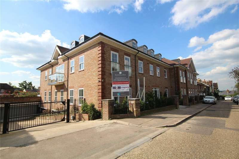 2 Bedrooms Flat for sale in Bournehall House, Bournehall Road, Bushey, Hertfordshire, WD23