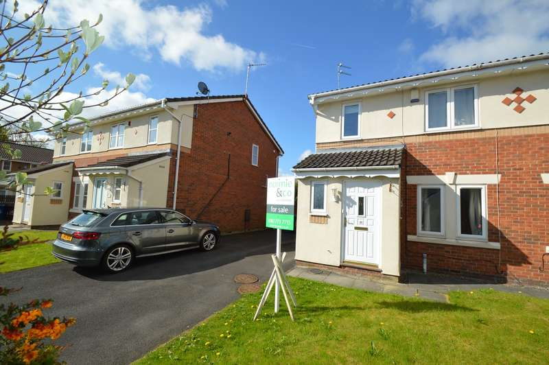 3 Bedrooms Semi Detached House for sale in Rivermead Way, Whitefield, Manchester, M45