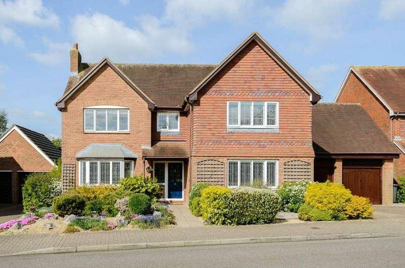 5 Bedrooms Detached House for sale in The Carpenters, Bishop's Stortford, Hertfordshire, CM23