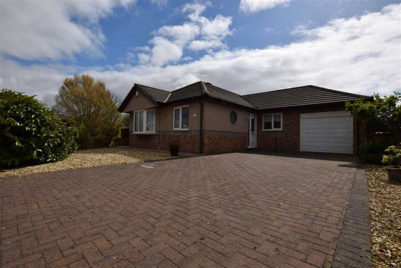 3 Bedrooms Detached Bungalow for sale in Red River Walk, Barrow In Furness, Cumbria