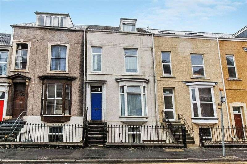 5 Bedrooms Property for sale in King Edwards Road, Swansea