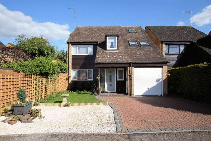 4 Bedrooms Detached House for sale in Adkin Way, Wantage